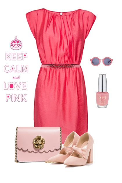 Pink is never to much