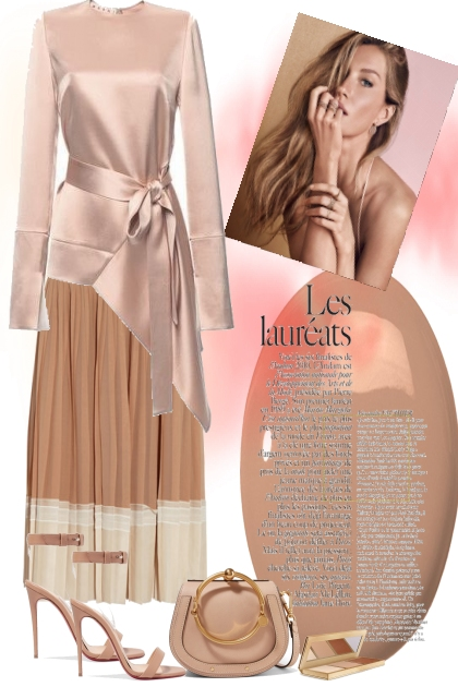 Simply nude colors