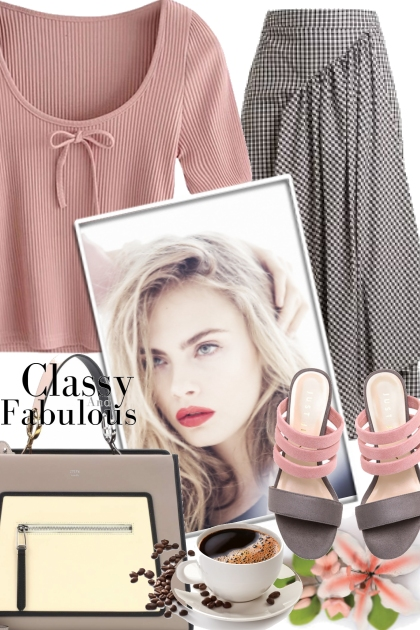Casual style- Modna kombinacija