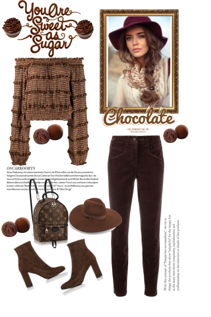 Hot Chocolate Girl