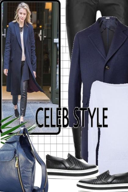 celeb style -Chloe Moretz