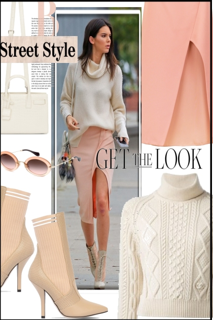 kendall jenner - get the look