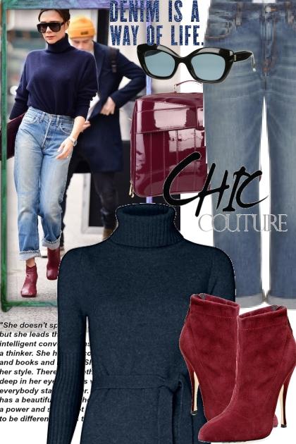 Victoria Backham - Celeb style