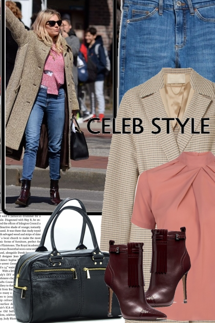 Sienna Miller  -Get The Look