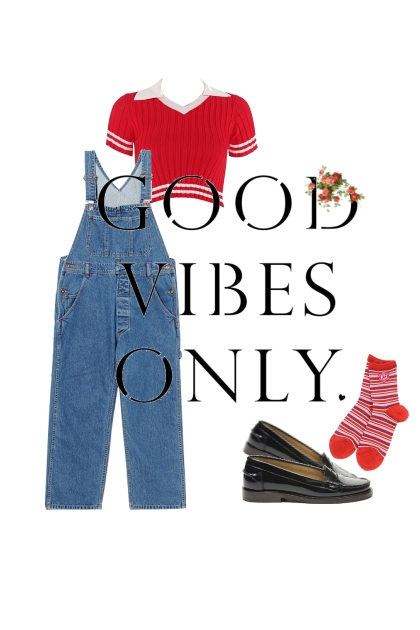 summer outfit retro / vintage