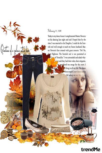Boje jeseni......