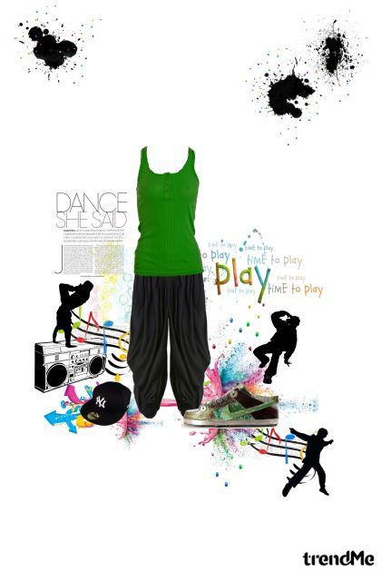 Šareni ples :)
