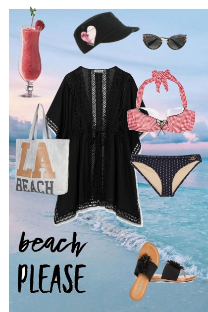 Beach please!!