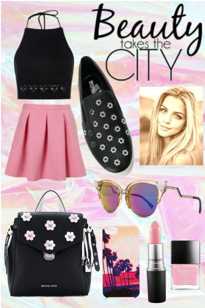 STREET STYLE - BEAUTY TAKES THE CITY