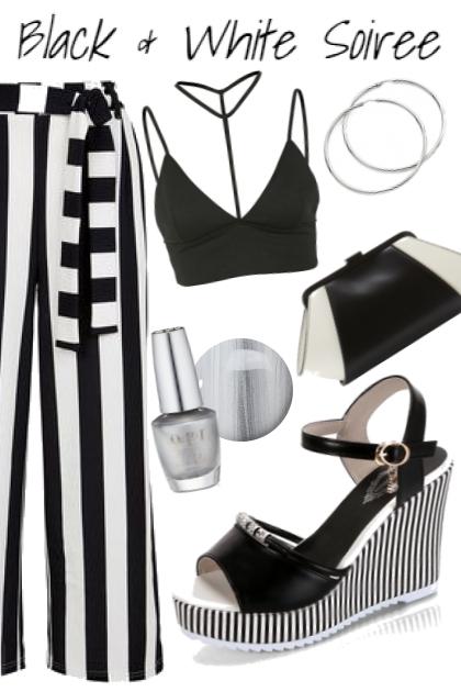 Black & White Soiree