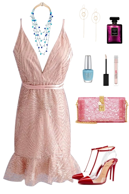 Cocktail, Glam, Evening__