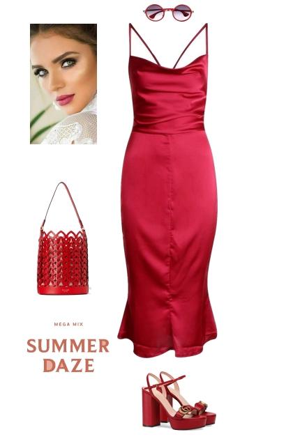 Summer Daze- Fashion set