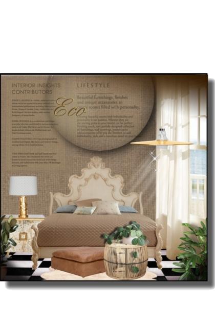 Bedroom- Modekombination