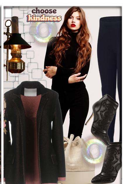 fall fashion- Modna kombinacija