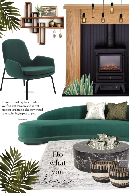 Livingroom!- Modekombination