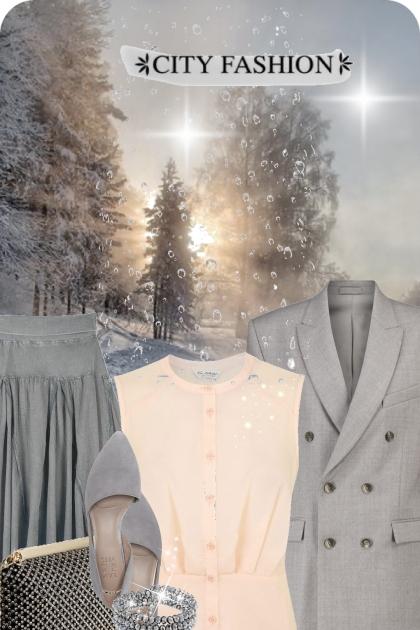 City Fashion !1 ⚀ - Modna kombinacija
