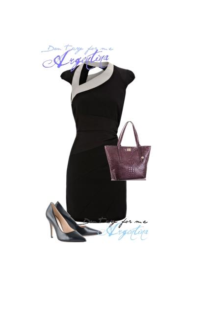 dress 0801- Fashion set