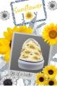 casual sunflower joy