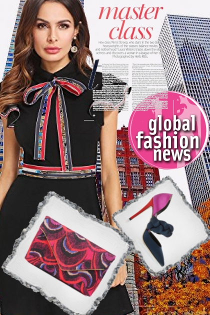 global fashion news
