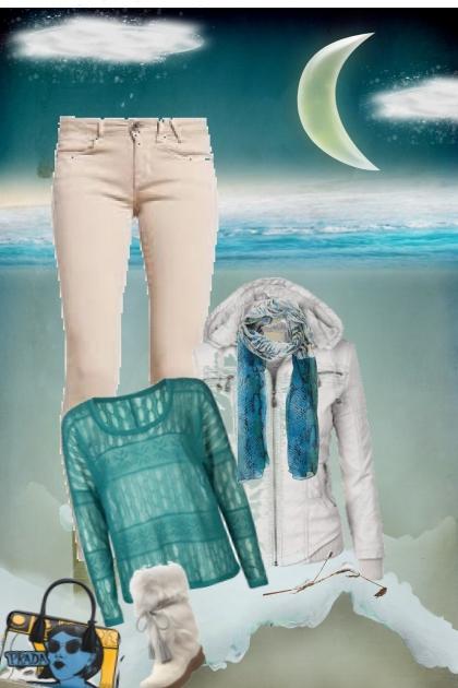 winter white n blues