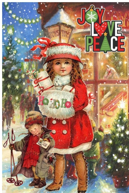joy love and peace