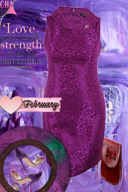 purple febuary