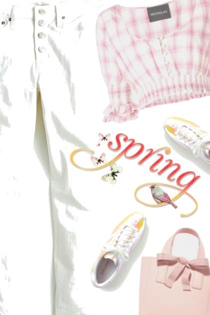 checkered spring