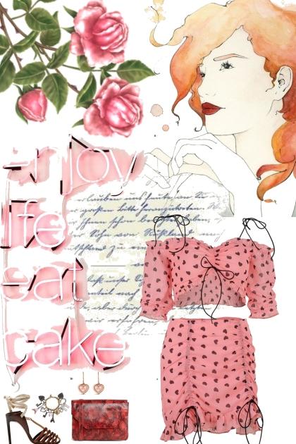 enjoy life eat cake