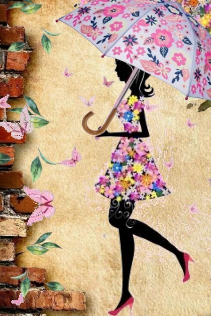 fashionable umbrella trends
