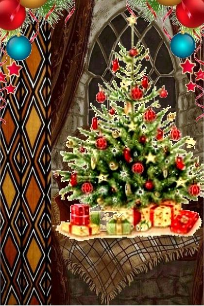 O CHRISTMAS TREE 2019