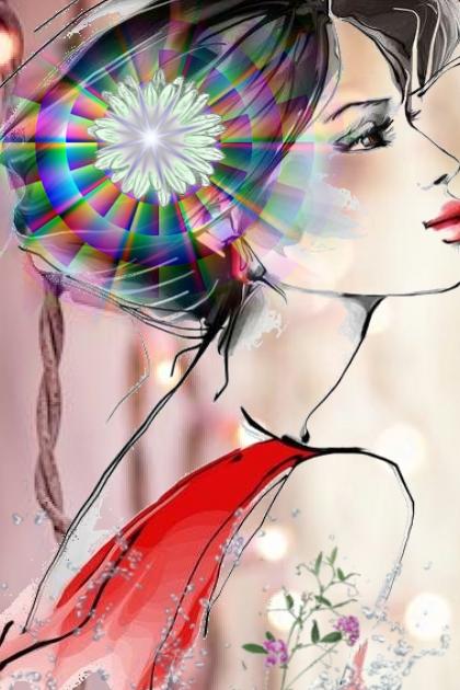 illuminating hair designs