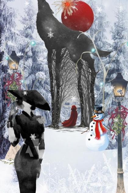 women of the winter woods