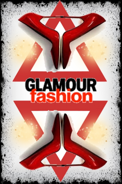 glamour fashion shoes in pairs