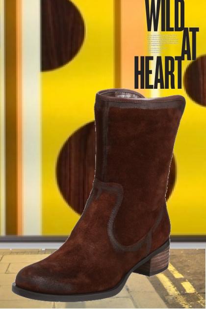 good ol'trusty boots