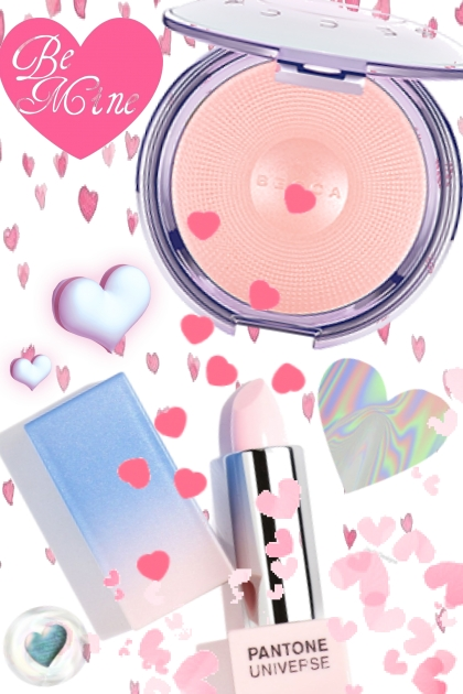 make-up be mine- Fashion set