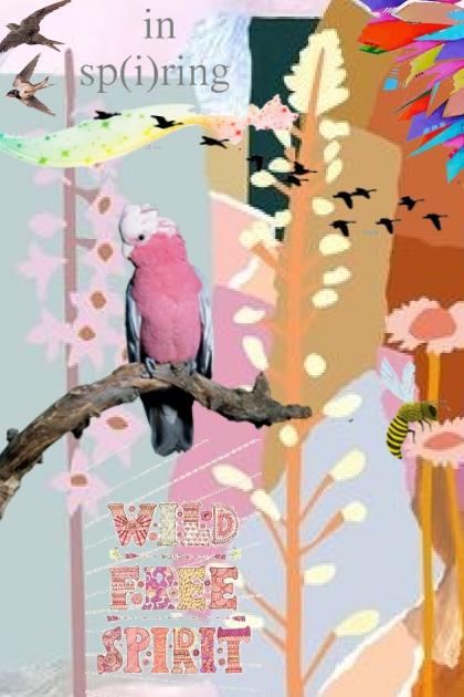 WILD FREE SPIRT