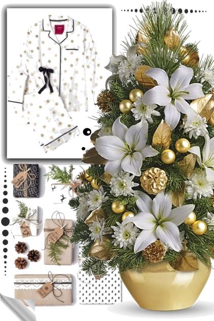 CHRISTMAS PJS- Fashion set