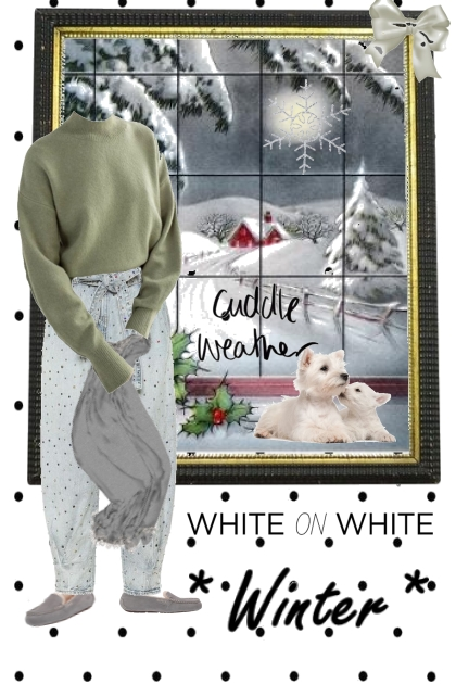CUDDLE WEATHER- Fashion set