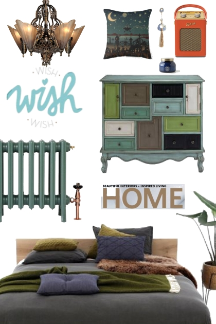 home wishes- Fashion set