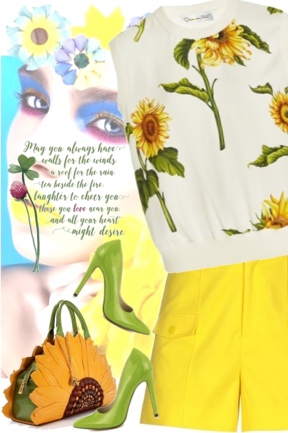 sunflowers blooming trend