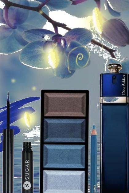 blue beautiful- Fashion set