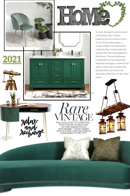 2021 home- Fashion set
