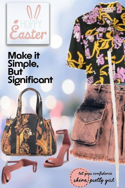 hoppy easter- Fashion set