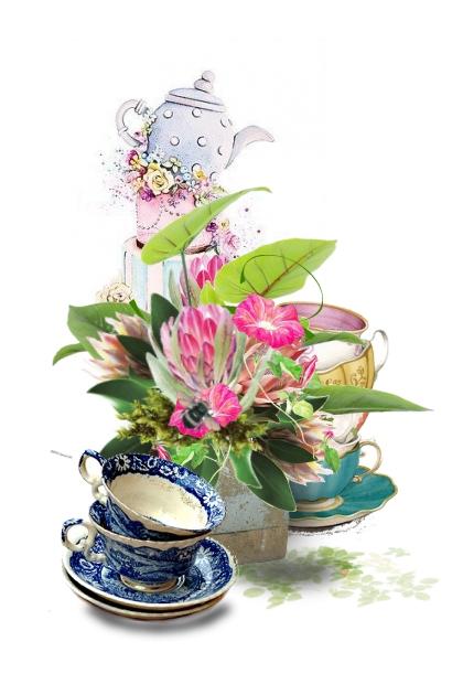 Let's have tea...