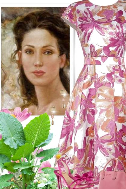 Floral I- Fashion set