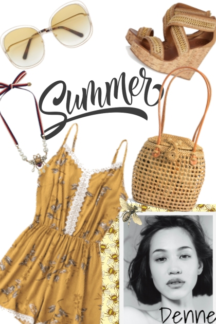 Denne -- Summer day/night