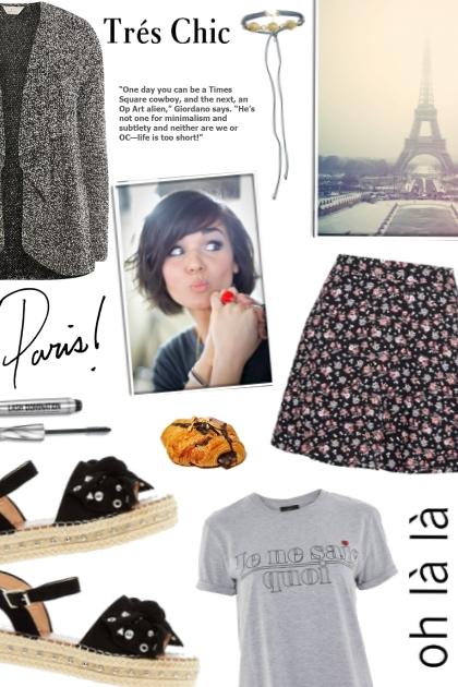 Rhea in Paris