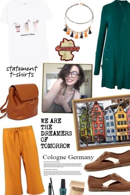 Sara in Cologne Germany
