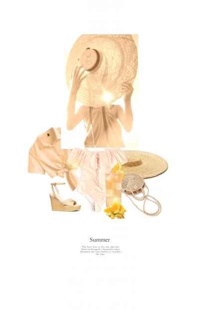 Orangeade- Fashion set