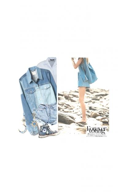 Douce Humeur Bleue / Sweet Blue Mood